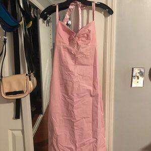 express pink dress